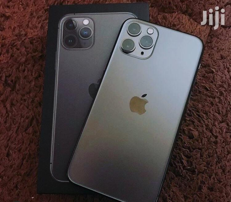 Archive: New Apple iPhone 11 Pro Max 256 GB Black