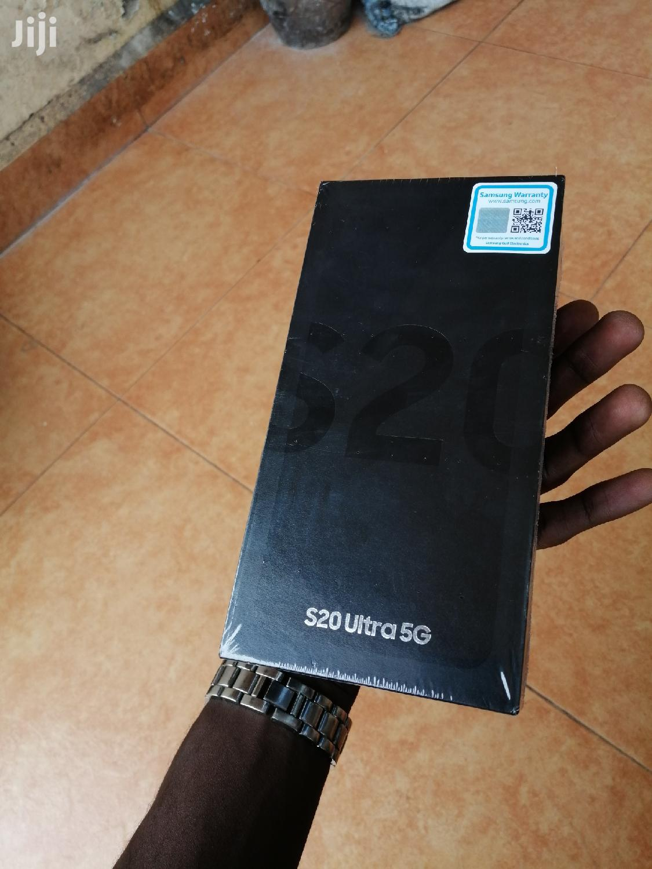 New Samsung Galaxy S20 Ultra 128 GB