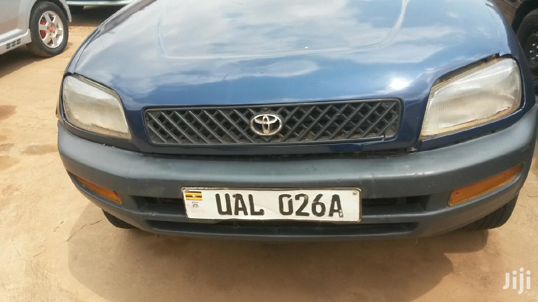 Toyota RAV4 1997 Blue | Cars for sale in Kampala, Central Region, Uganda