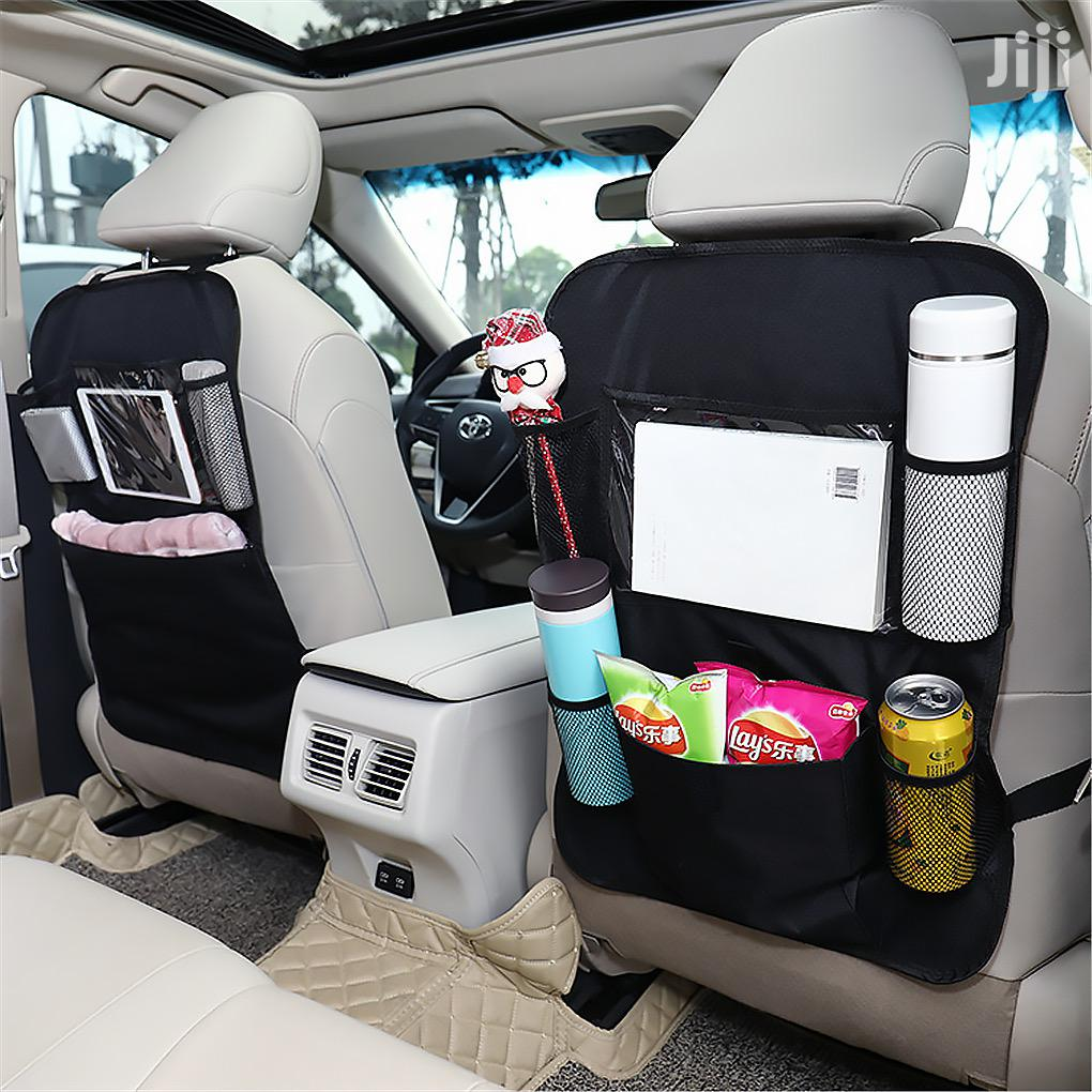 Car Backseat Organizer Set