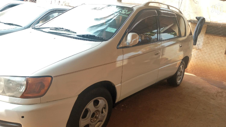 Toyota Ipsum 1999 White   Cars for sale in Kampala, Central Region, Uganda