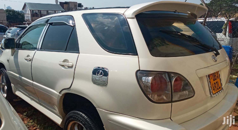 Toyota Harrier 1999 White | Cars for sale in Kampala, Central Region, Uganda