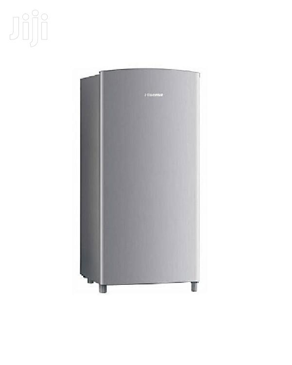 Hisense Single Door Refrigerator RR195D4AGN 195L