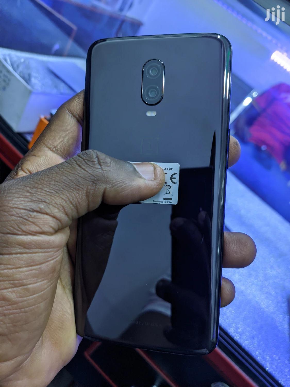 OnePlus 6T 128 GB Black