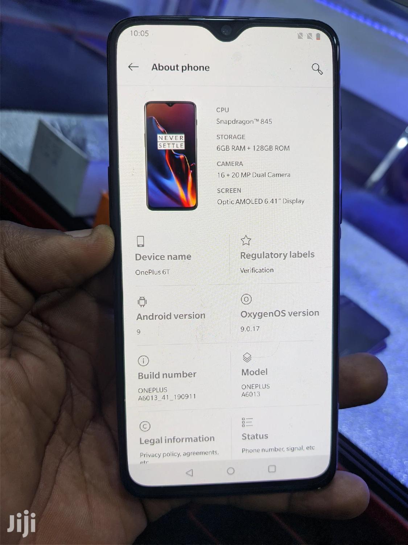 OnePlus 6T 128 GB Black | Mobile Phones for sale in Kampala, Central Region, Uganda