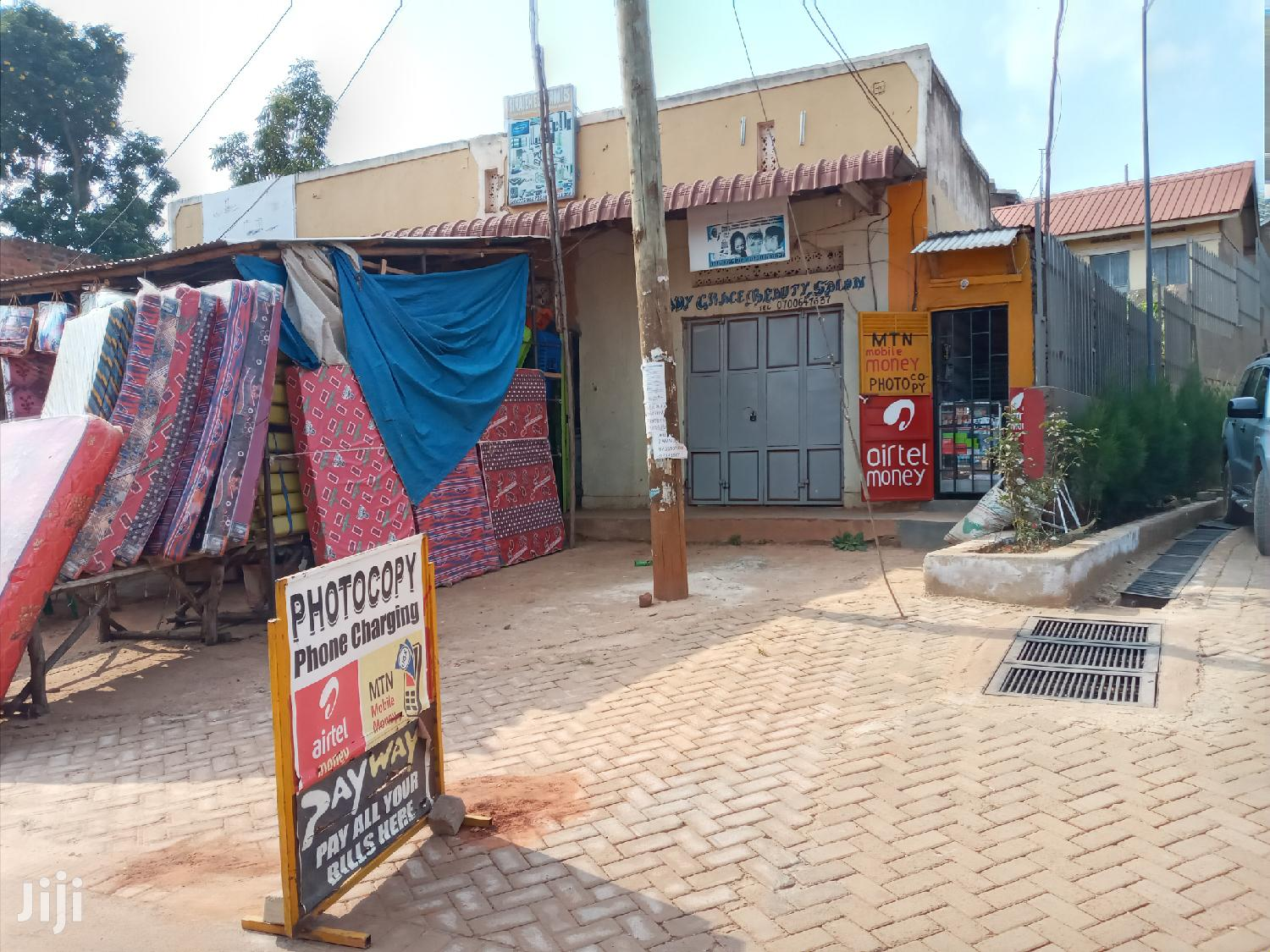 Three Commercial Shops With Quaters | Commercial Property For Sale for sale in Wakiso, Central Region, Uganda