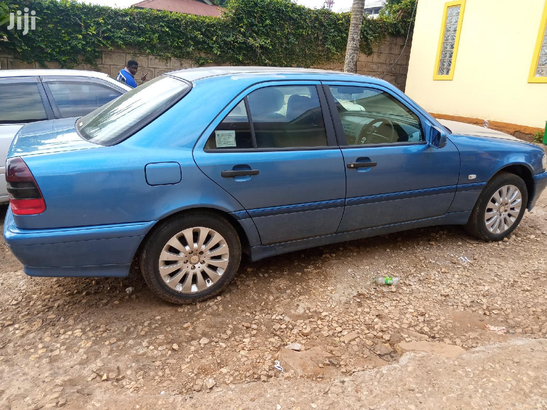 Mercedes-Benz C200 1998 Beige | Cars for sale in Kampala, Central Region, Uganda