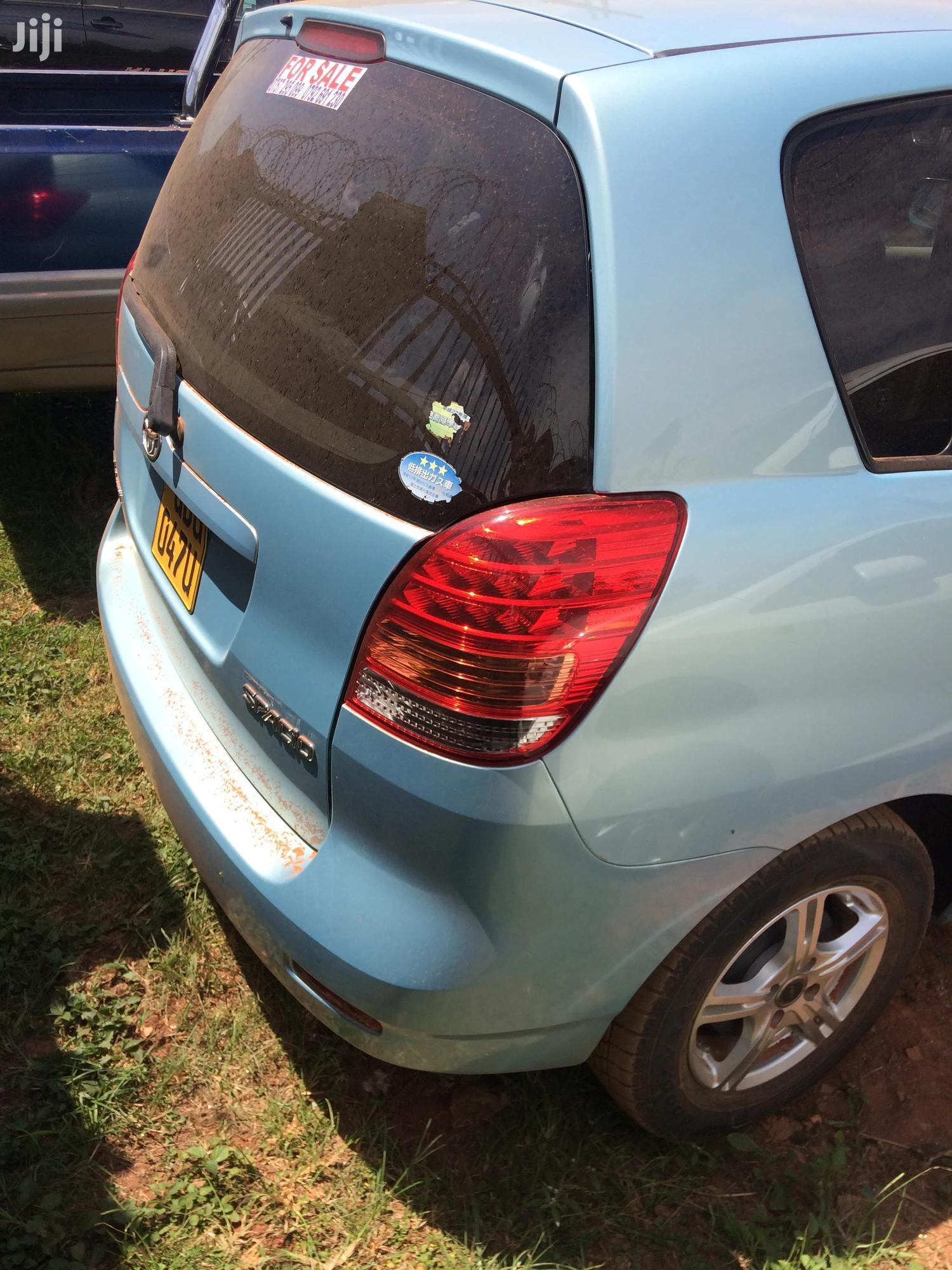 Toyota Spacio 2002 Blue | Cars for sale in Kampala, Central Region, Uganda