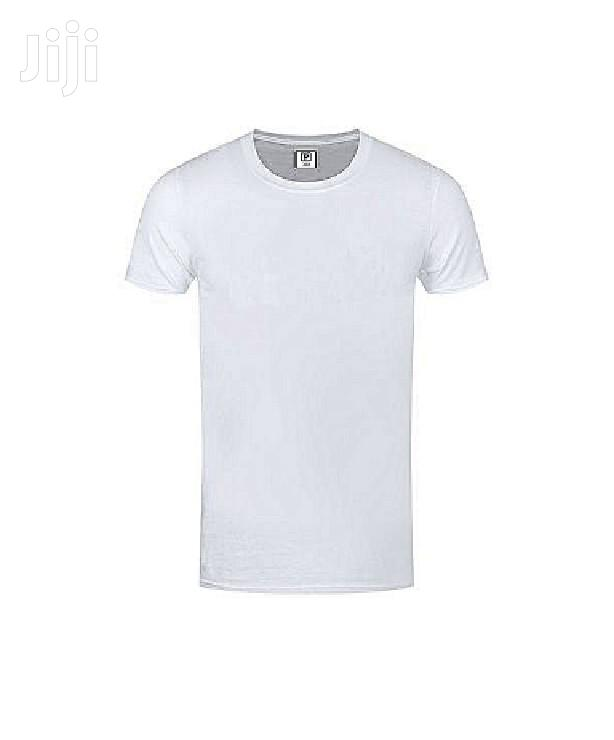 4 In 1 Pack Of Men's Cotton T-shirts Multi Color   Clothing for sale in Kampala, Central Region, Uganda