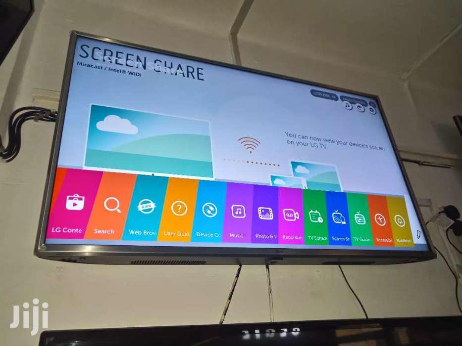 Brand New Original LG Smart Tv 43 Inches