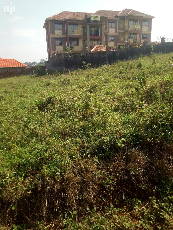 16 Decimals Land for Sale in Bweyogerere Kiwanga Near Sonde.