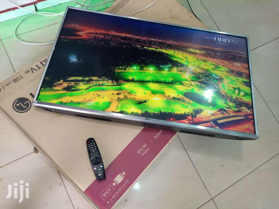 Brand New Original LG Smart Tv 43 Inches | TV & DVD Equipment for sale in Kampala, Central Region, Uganda