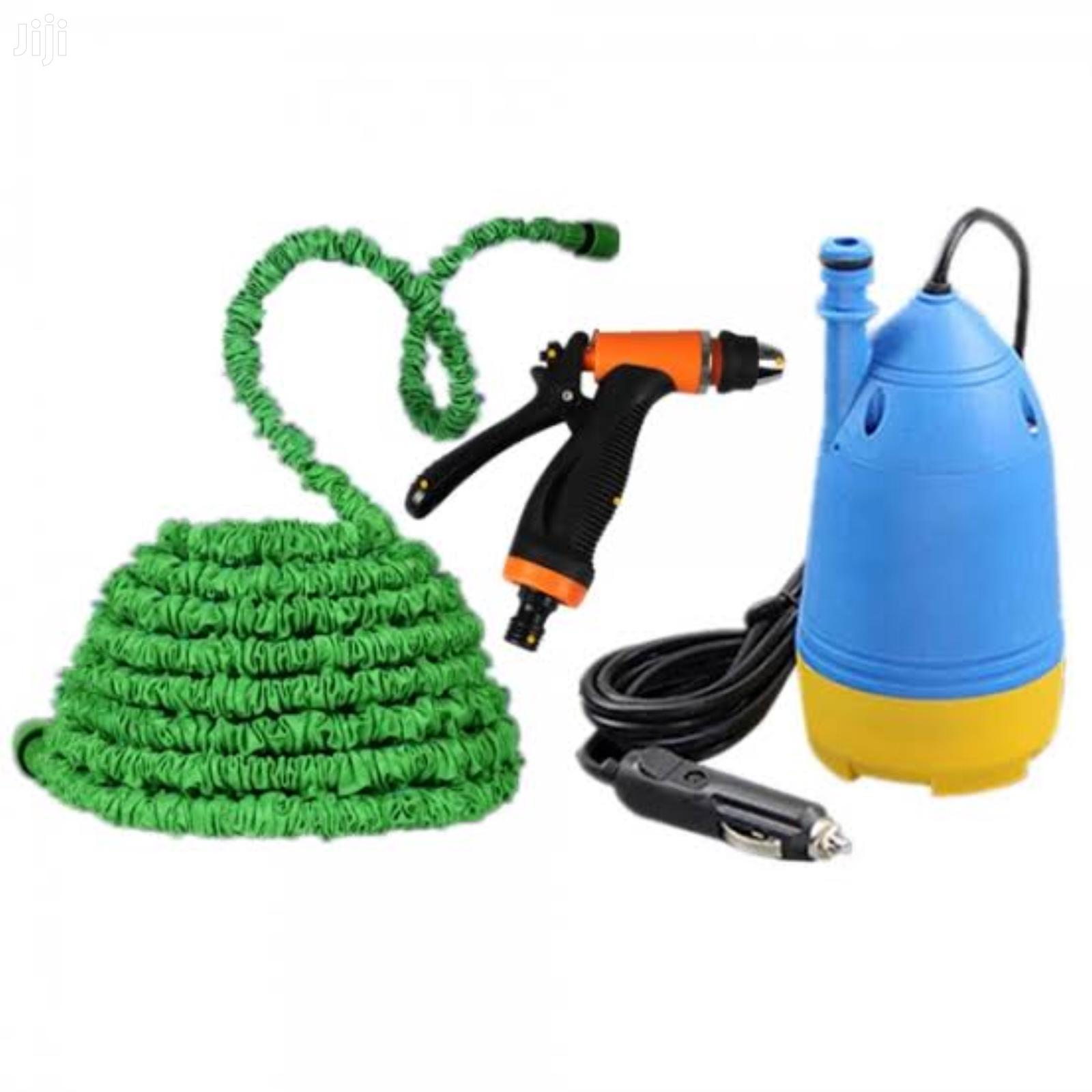 Portable Electric Car Wash Spray