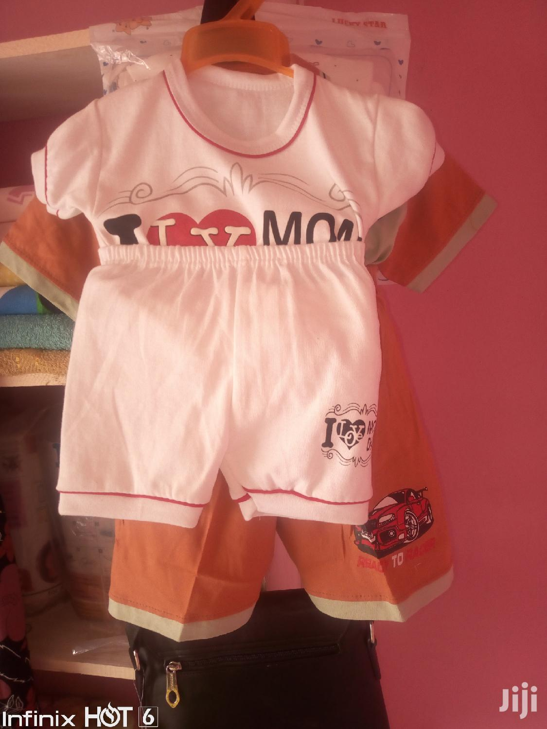 2pieces Set Of Baby Clothes | Children's Clothing for sale in Kampala, Central Region, Uganda