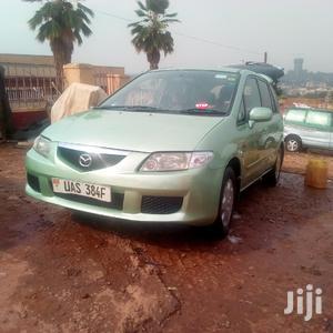 Mazda Premacy 2001 2.0 D Green
