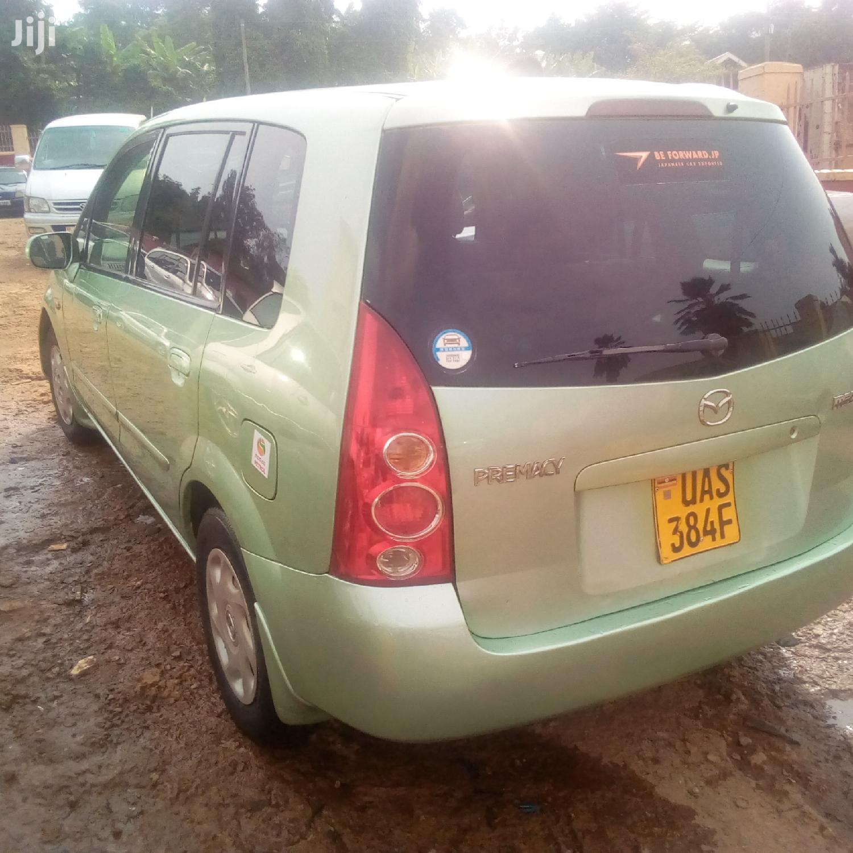 Archive: Mazda Premacy 2001 2.0 D Green