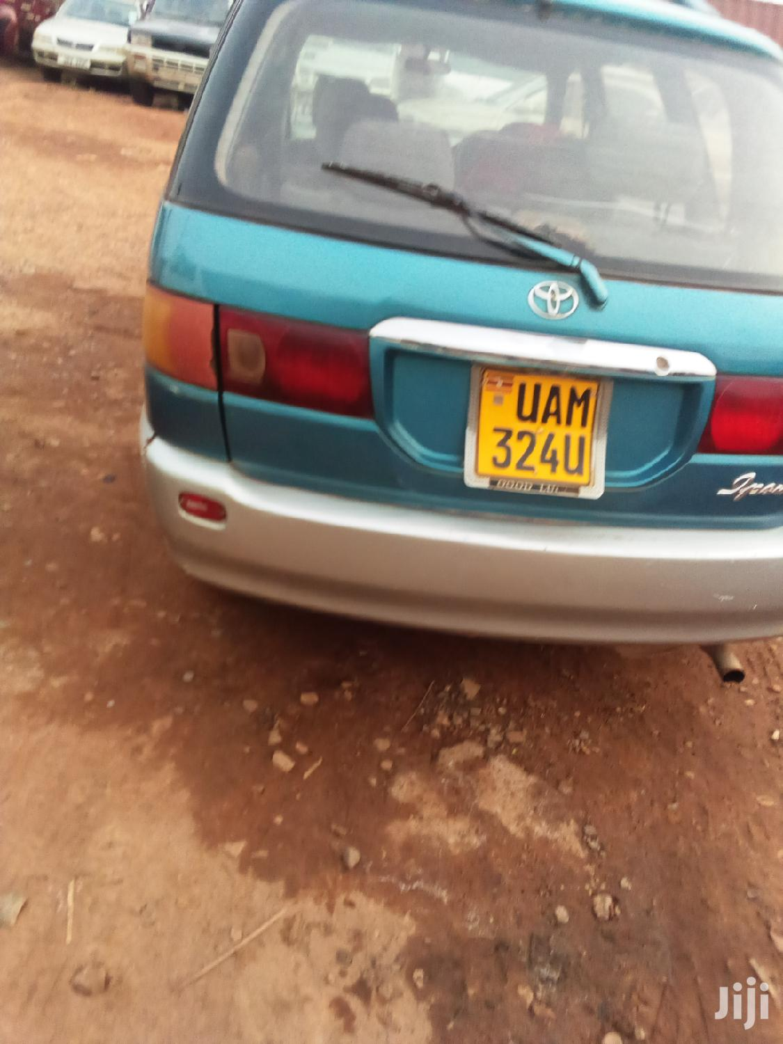 Toyota Ipsum 2001 Blue | Cars for sale in Kampala, Central Region, Uganda