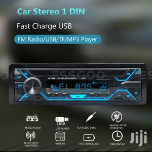 Car Stereo MP3 Player Bluetooth Radio