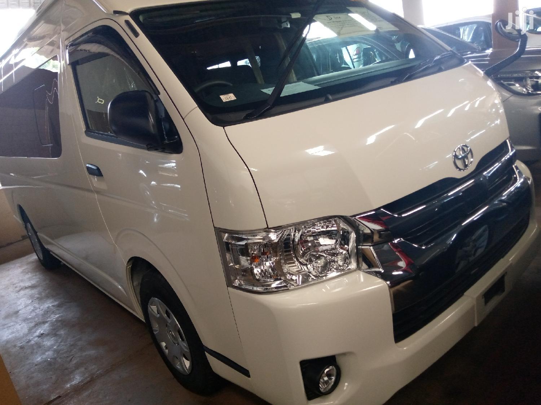 Toyota Hiace Camper Van 2019