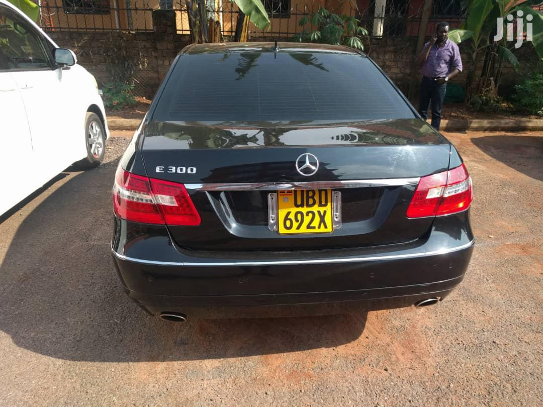 Mercedes-Benz E300 2010 Black   Cars for sale in Kampala, Central Region, Uganda