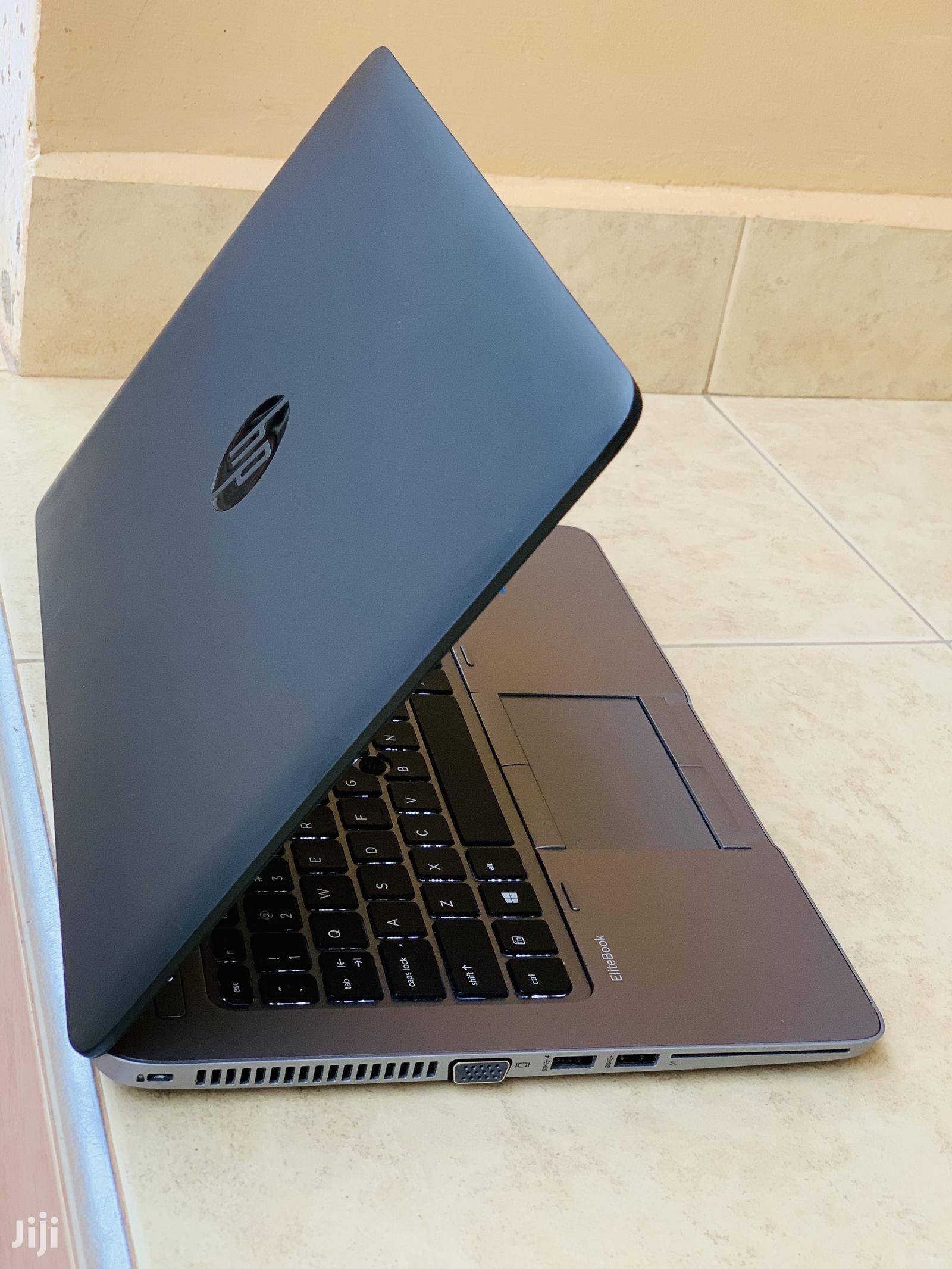 Laptop HP EliteBook 840 G2 4GB Intel Core I5 HDD 500GB   Laptops & Computers for sale in Kampala, Central Region, Uganda