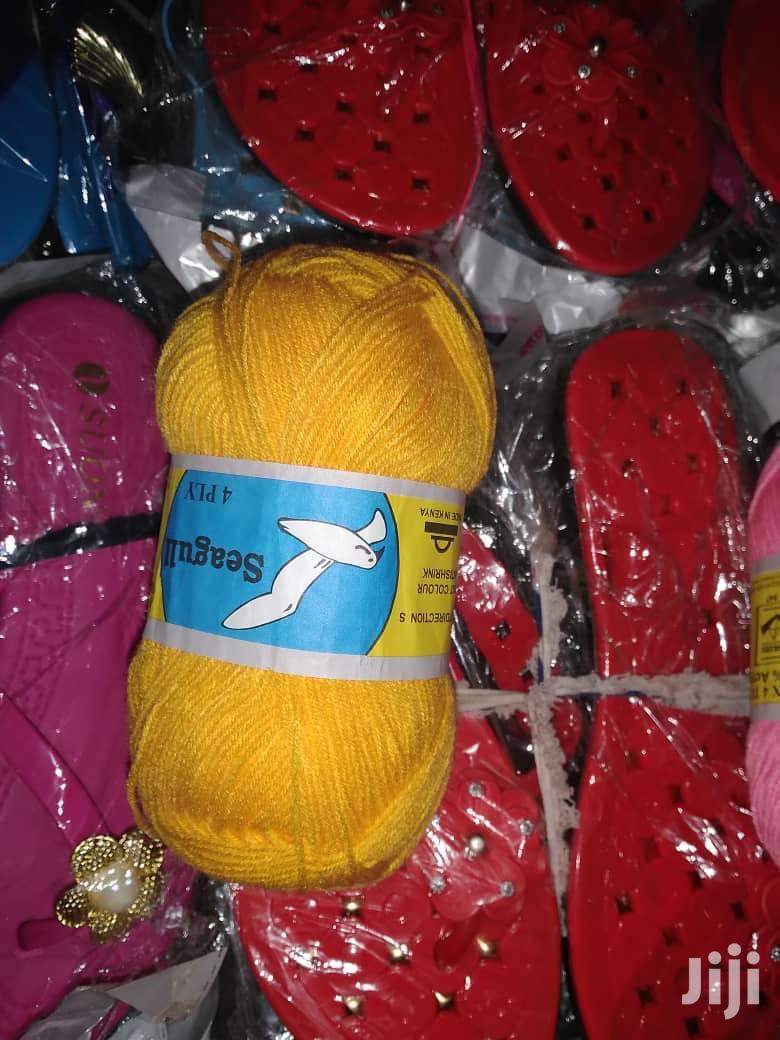 Knitting Threads