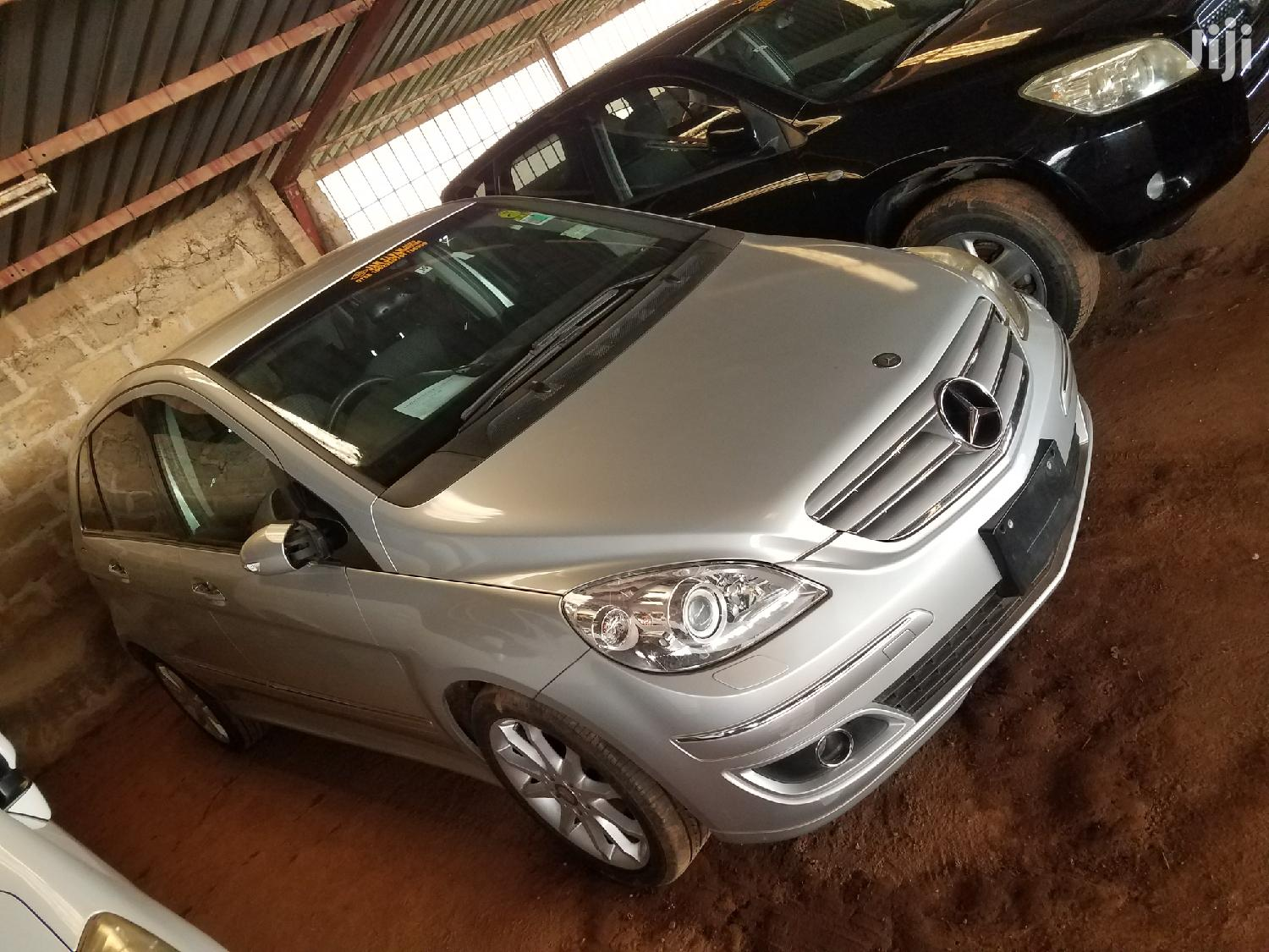 Mercedes-Benz B-Class 2006 Silver | Cars for sale in Kampala, Central Region, Uganda