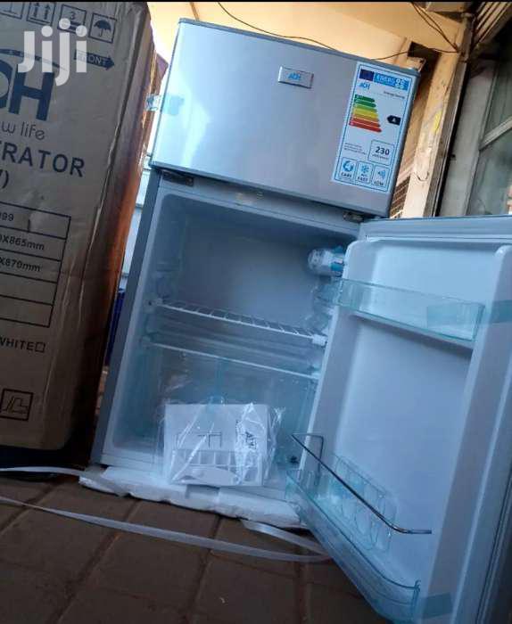 Brand New ADH Double Door Refrigerator 120L