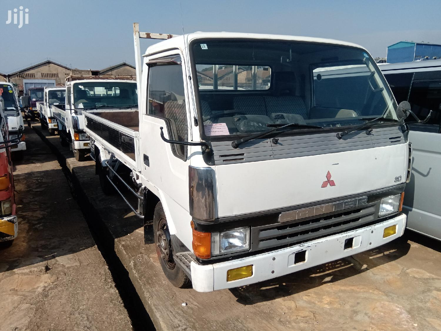 Archive: New Mitsubishi Canter 1992 White