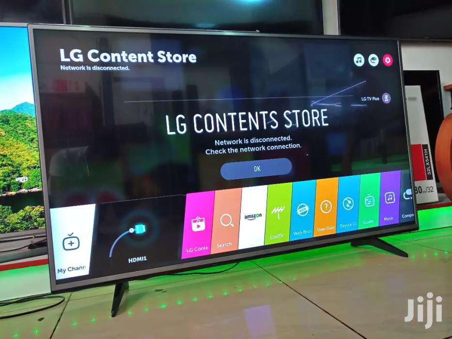 Brand New Genuine LG 60 Inches Smart UHD 4k