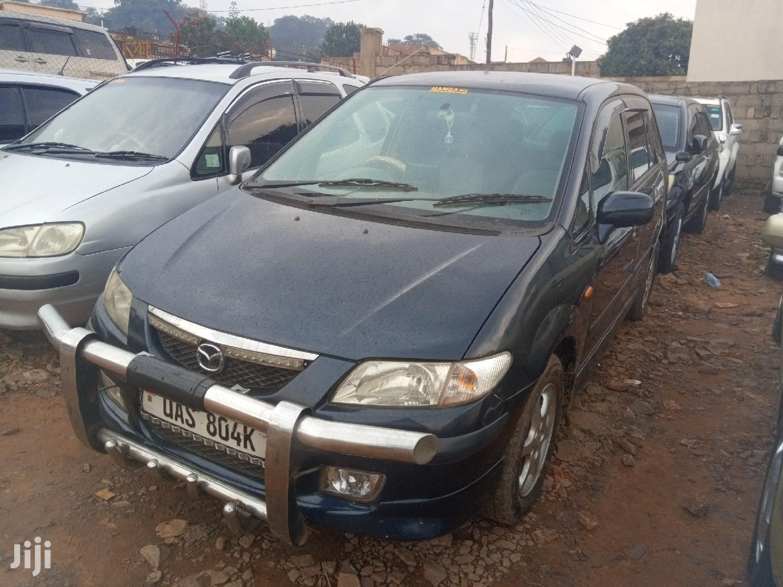 Archive: Mazda Premacy 2000 2.0 D Blue