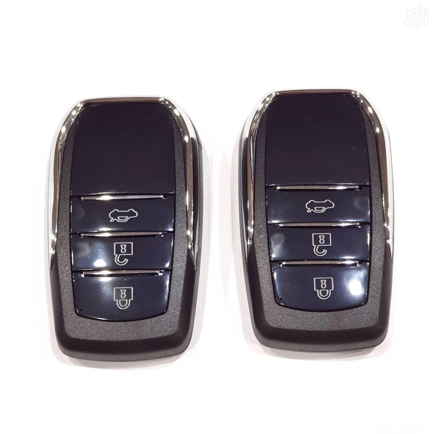 New Car Alarm Systems For Toyota