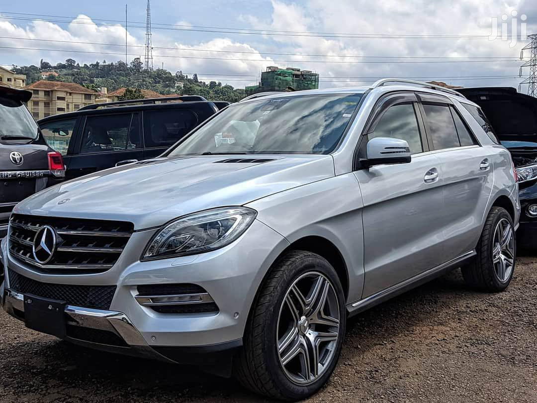 New Mercedes-Benz M Class 2013 Silver | Cars for sale in Kampala, Central Region, Uganda