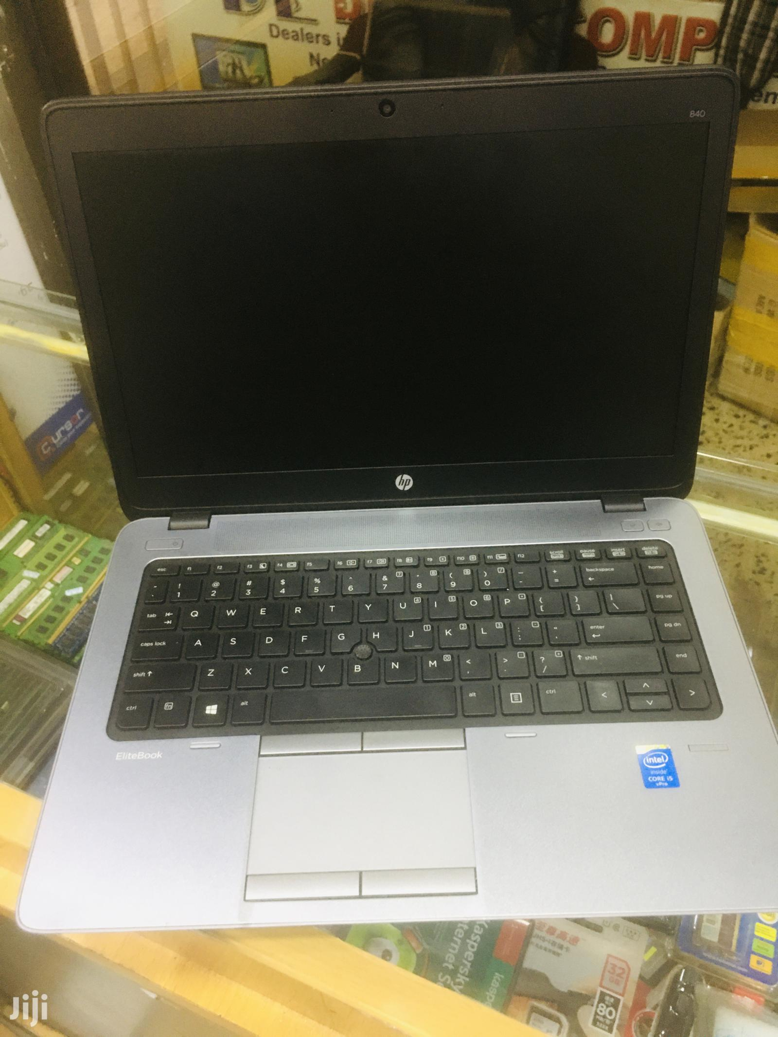 Laptop HP EliteBook 840 4GB Intel Core i5 HDD 500GB | Laptops & Computers for sale in Kampala, Central Region, Uganda