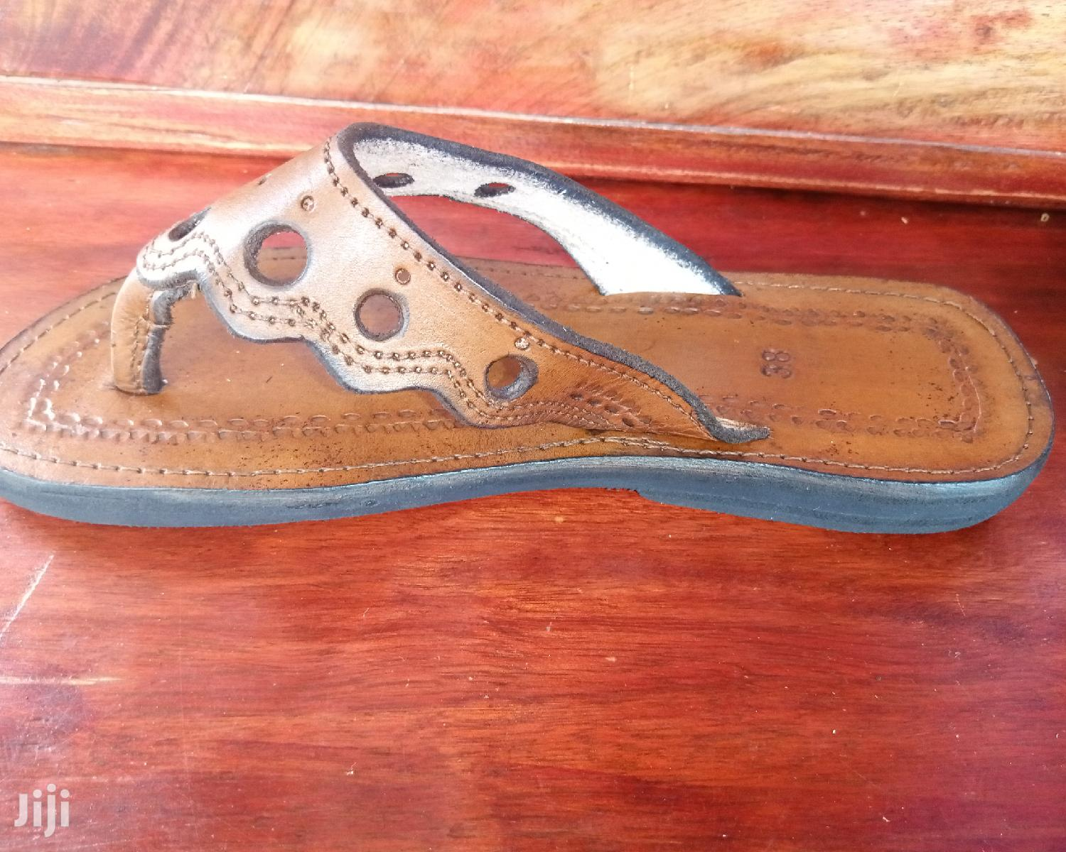 Pure Leather Craft Sandles
