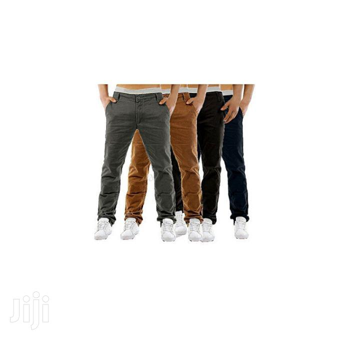 4 Pack of Men's Khaki Trousers(All Colors and Sizes) | Clothing for sale in Kampala, Central Region, Uganda