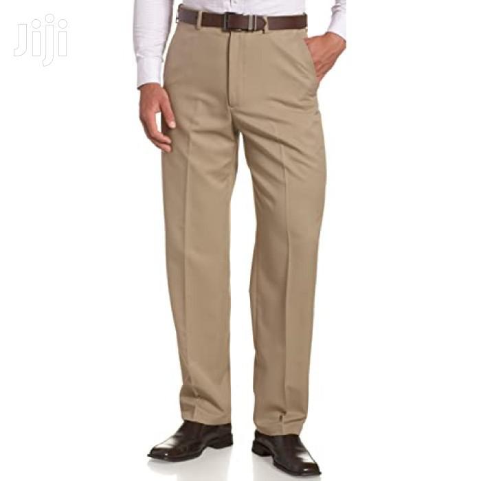 10 Pack of Men Khaki Trousers   Clothing for sale in Kampala, Central Region, Uganda