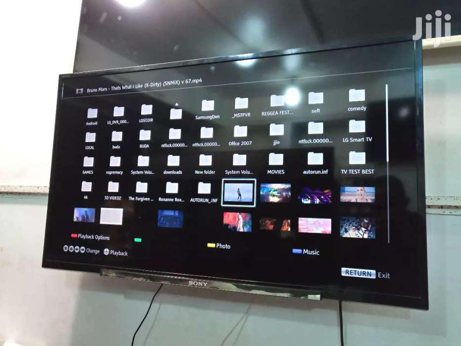 New Genuine Sony 43 Inches Smart 3D 4k | TV & DVD Equipment for sale in Kisoro, Western Region, Uganda