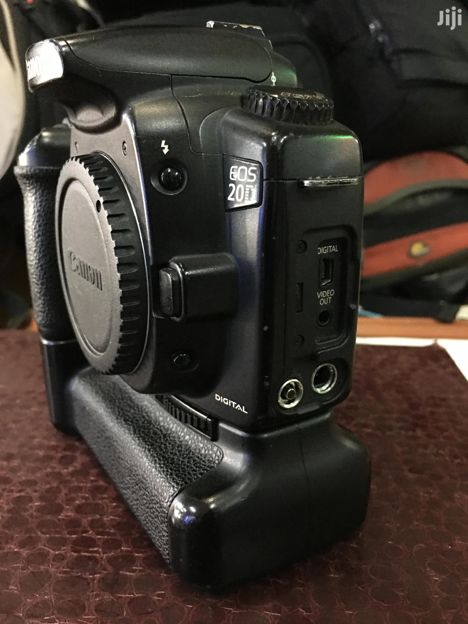 Canon EOS 20D | Photo & Video Cameras for sale in Kampala, Central Region, Uganda