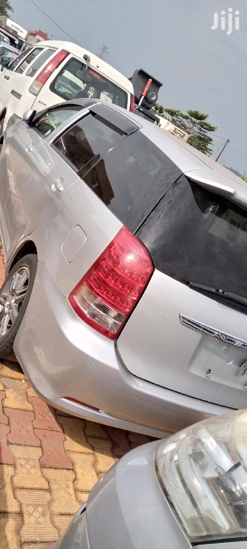 Toyota Wish 2007 Gray