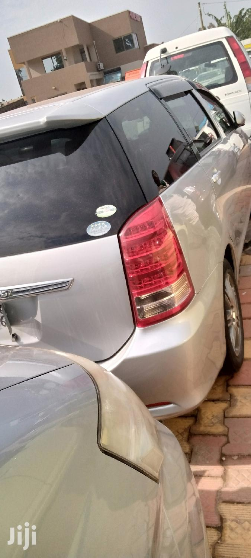 Toyota Wish 2007 Gray   Cars for sale in Kampala, Central Region, Uganda