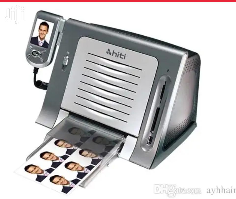 Archive: Hiti 420 Photo Printer