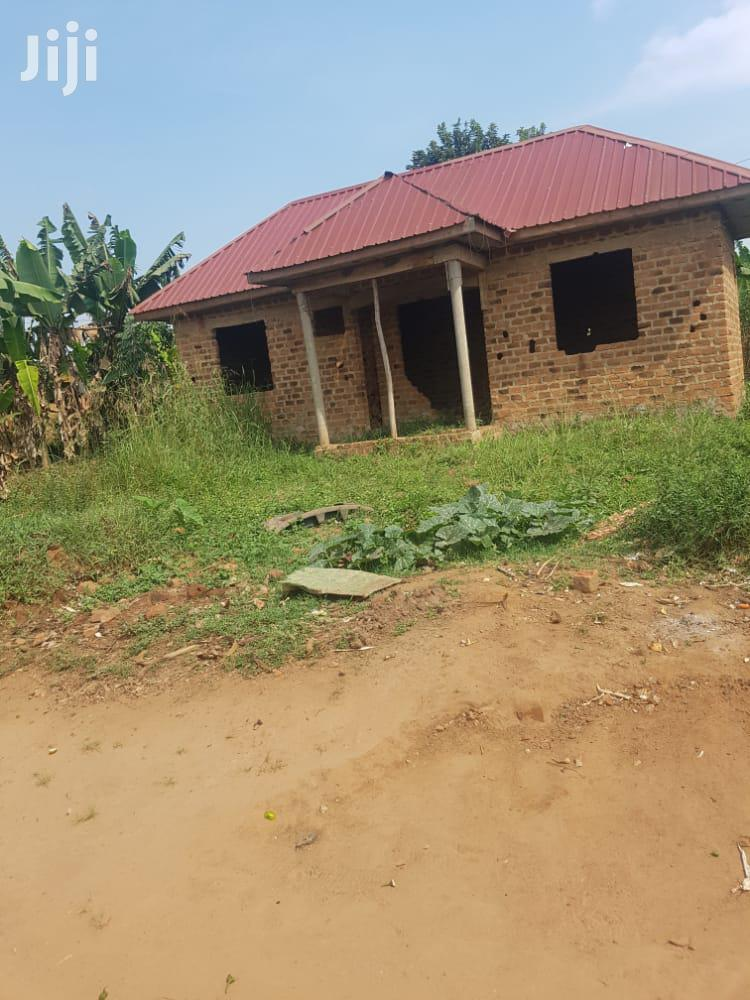Archive: Semi Finished House For Sale At Bujuuko