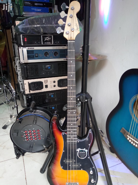 Fender Bass Guitar 4strings