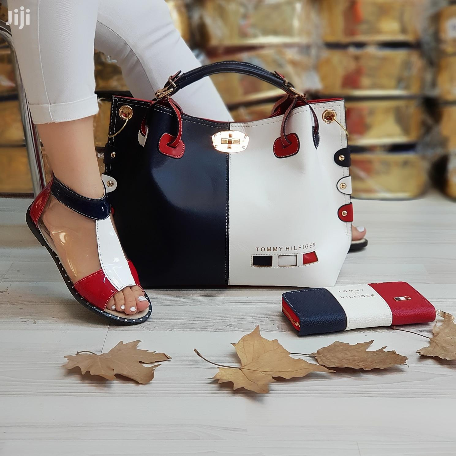 Tommy Hilfiger Women's Shoes and Bag