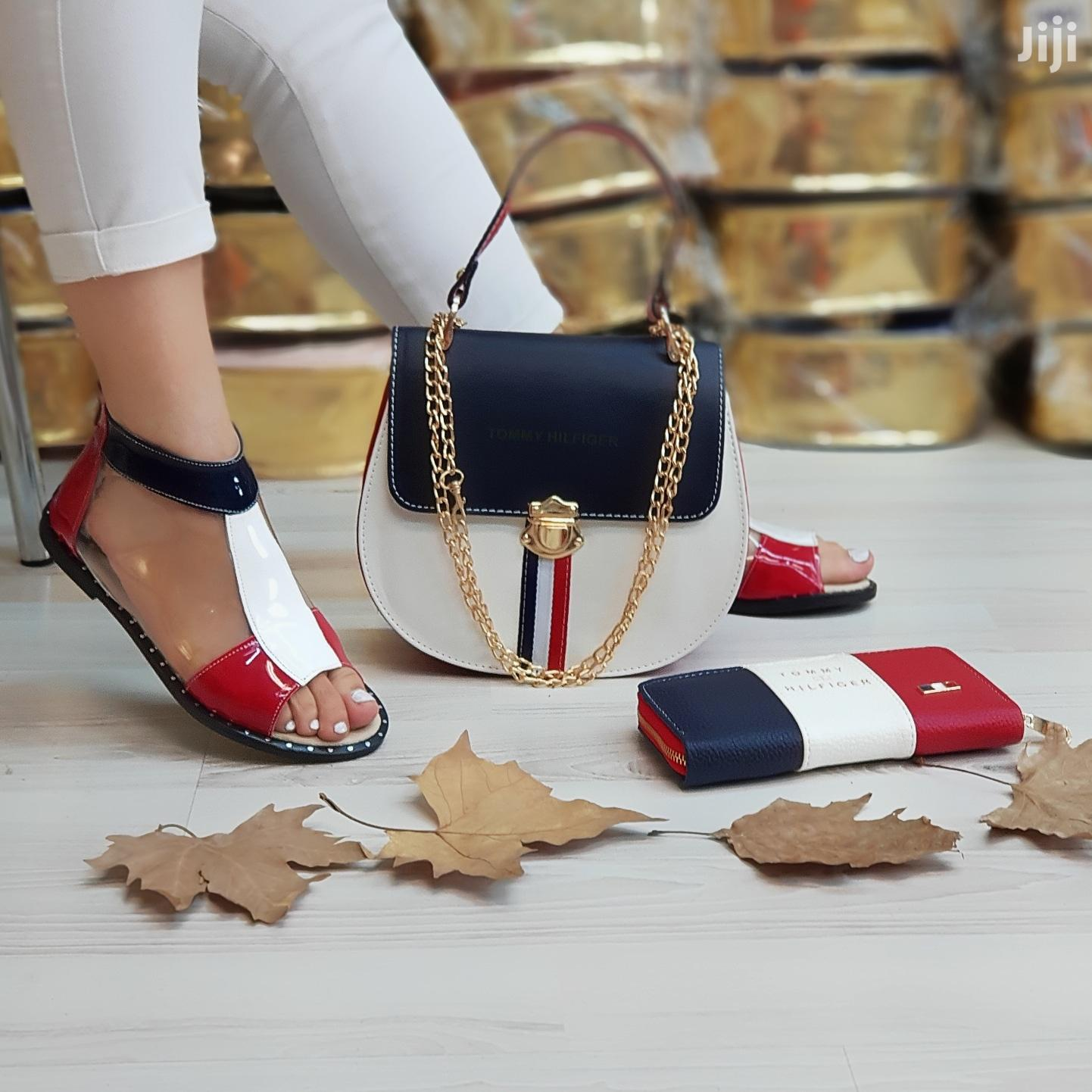 Tommy Hilfiger Women's Shoes and Bag   Shoes for sale in Kampala, Central Region, Uganda