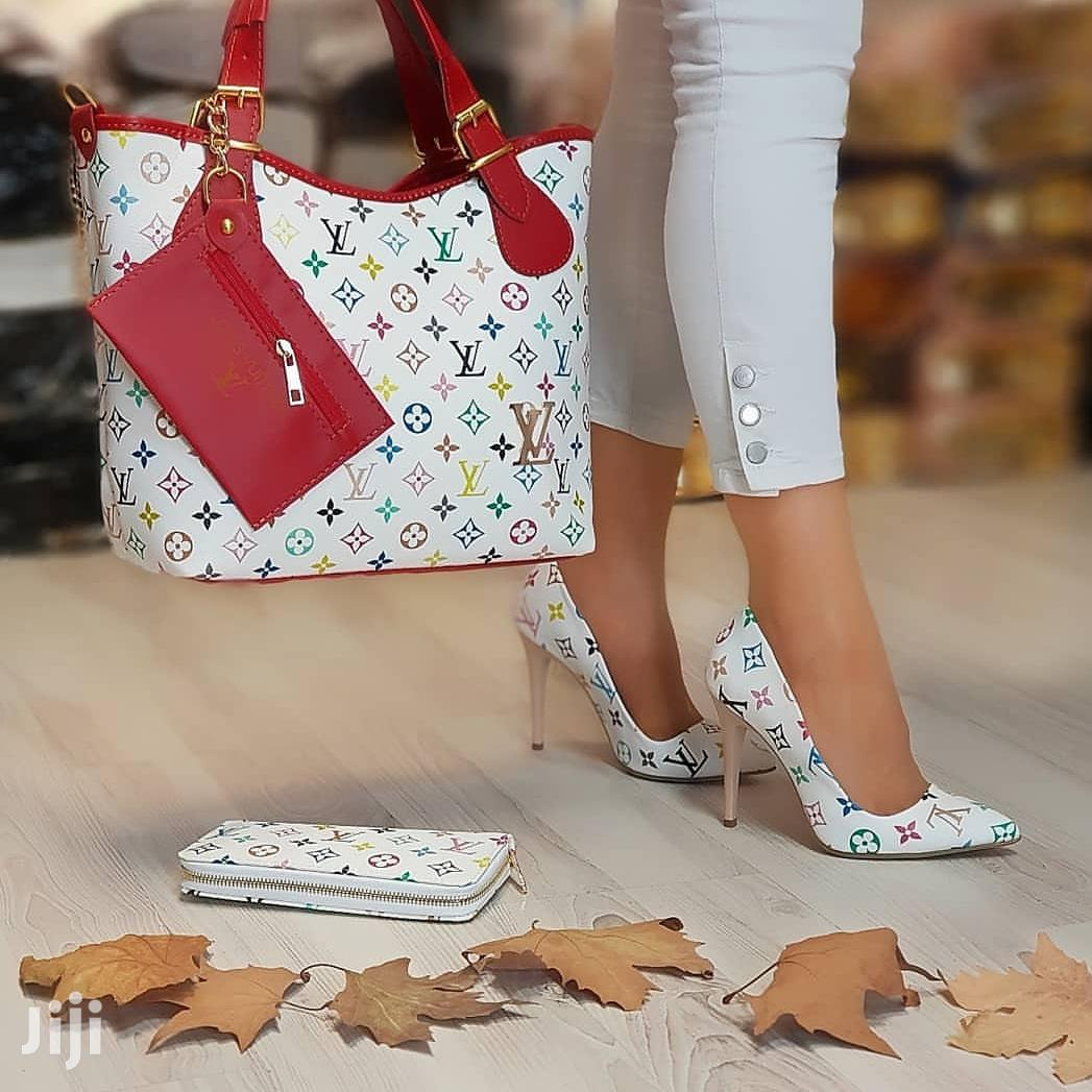 Louis Vuitton Women's Shoes And Bag