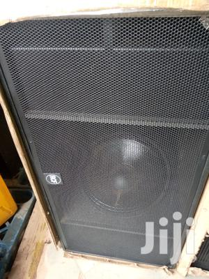 Rcf Double Bass Black Speakers | Audio & Music Equipment for sale in Central Region, Kampala
