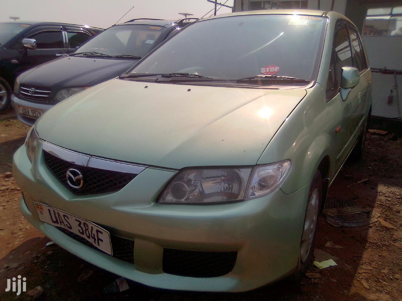 Archive: Mazda Premacy 1995 Green