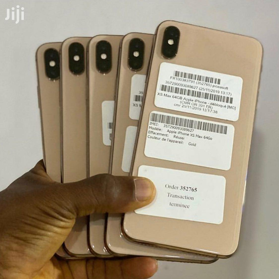 New Apple iPhone XS Max 256 GB   Mobile Phones for sale in Kampala, Central Region, Uganda